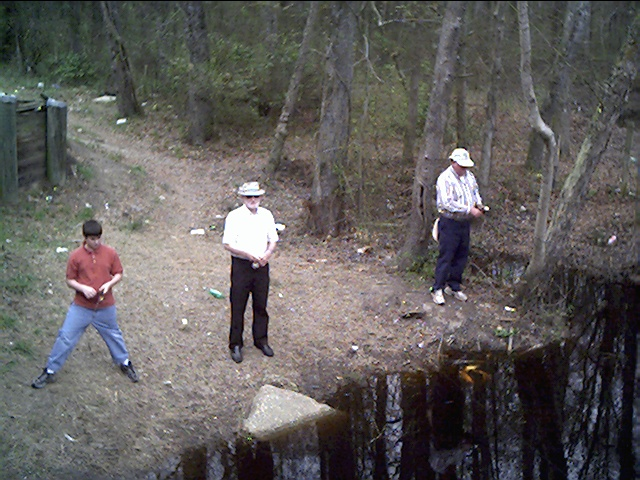 Hoggard Mill Shad Fishing - March 23, 2003